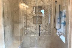 Frameless Shower 3