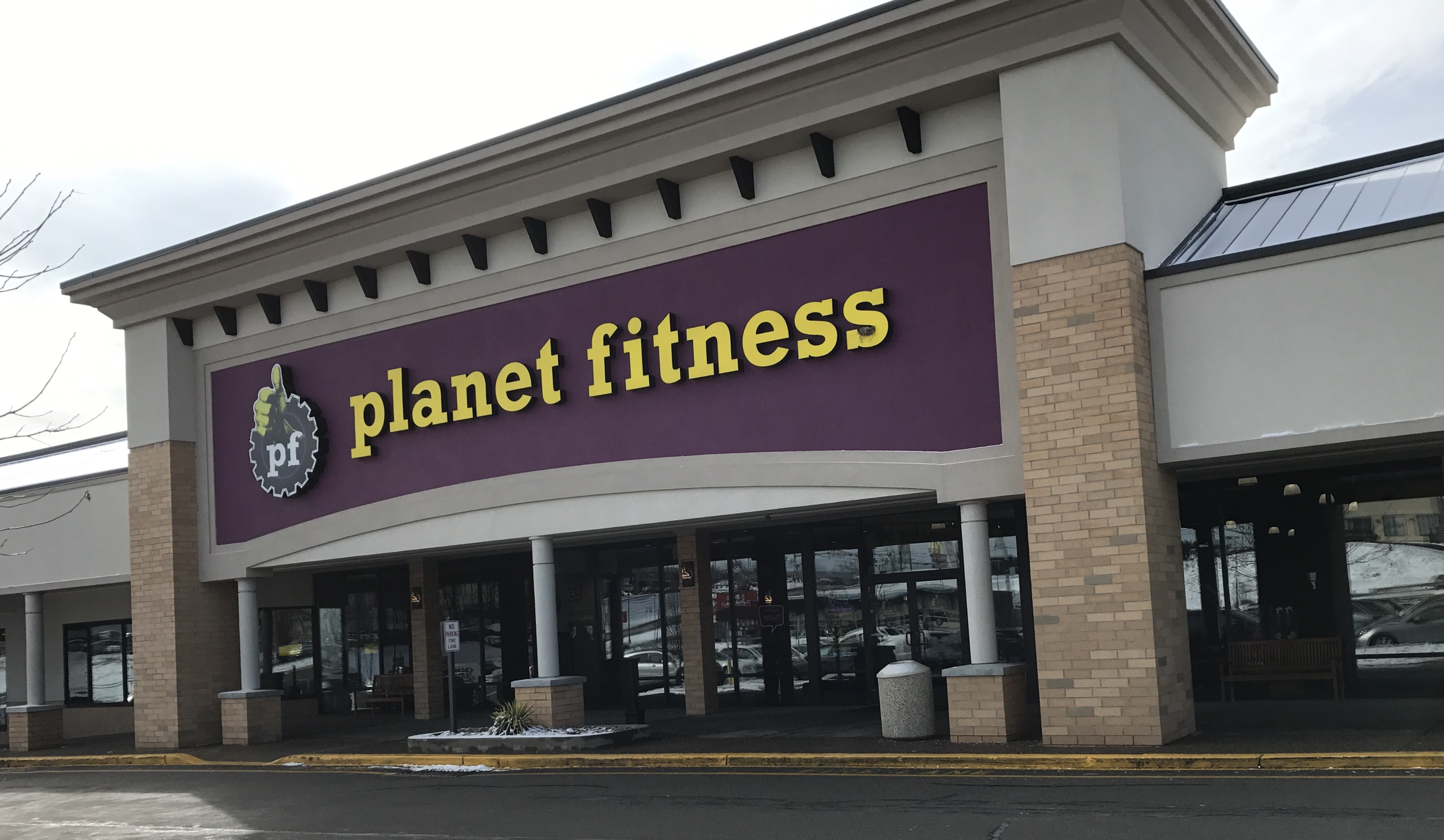 Planet Fitness Nemes Glass Corp